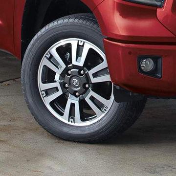 Centre du pneus Toyota