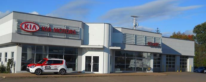 Kia dealership in Truro