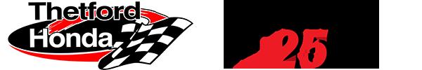 Logo de Thetford Honda