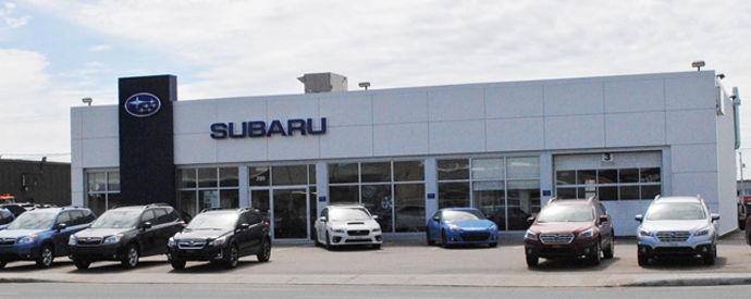 Concessionnaire Subaru à Sept-Iles