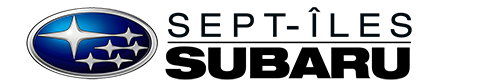 Logo de Sept-Iles Subaru