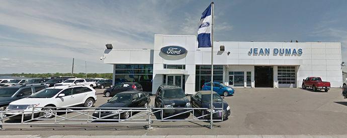 Concessionnaire Ford à St-Félicien