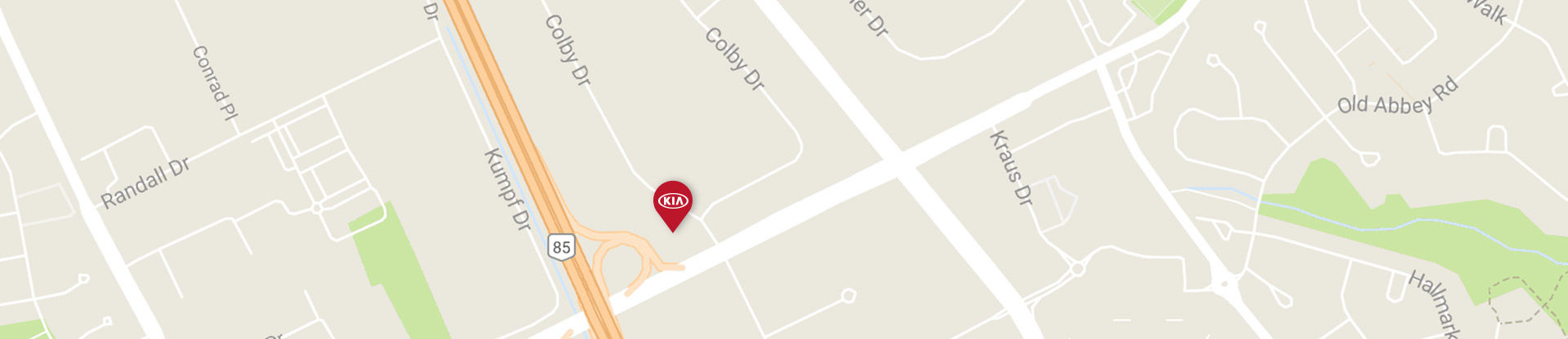Kia waterloo location