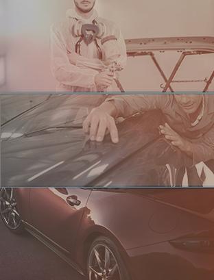 Centre de carrosserie Mazda