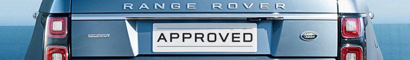 Approuvé Land Rover