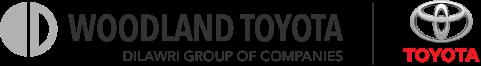Woodland Toyota Logo