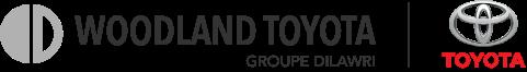 Logo de Woodland Toyota