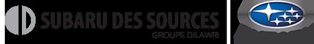 Logo de Subaru des Sources