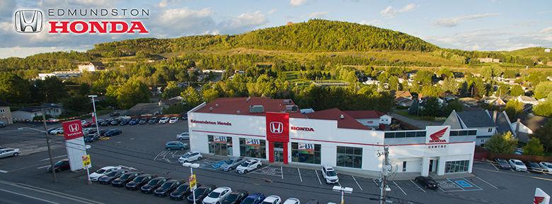 Concessionnaire Honda à Edmundston