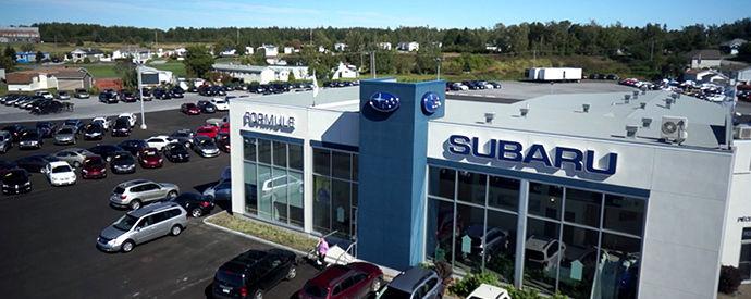 Concessionnaire Subaru à Rimouski