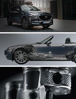 Personnalisez et améliorez votre Mazda