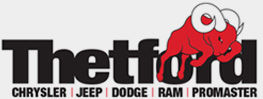 Logo de Thetford Chrysler