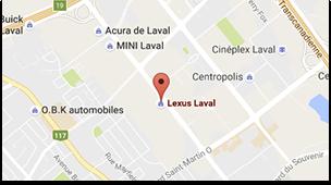 Lexus Laval