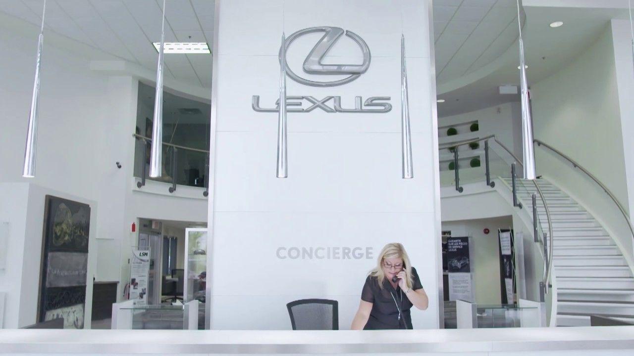 On vous fait gagner du temps chez Lexus Laval