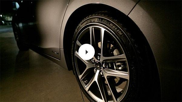 Le changement de pneus...