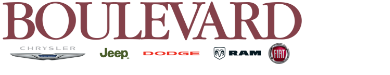 Boulevard Dodge Chrysler Jeep Logo