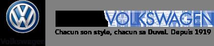 Logo de Duval Volkswagen