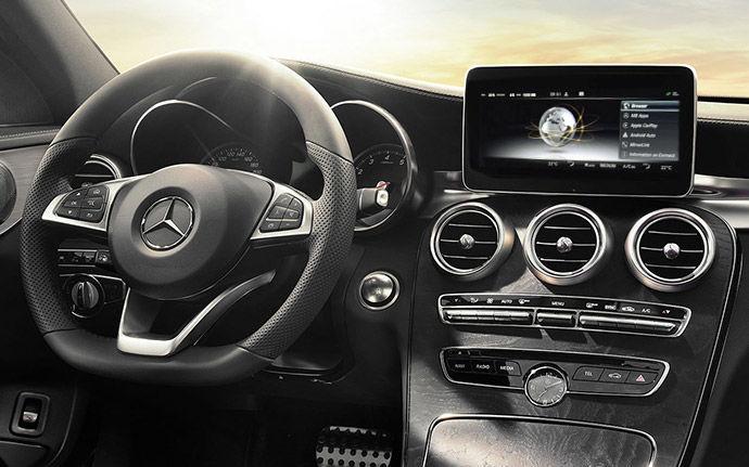 In-car Wi-Fi.