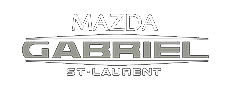 Mazda Gabriel St-Laurent Logo
