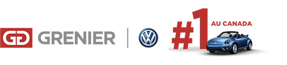 Logo de Grenier Volkswagen