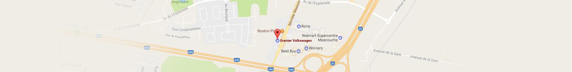 Grenier Volkswagen