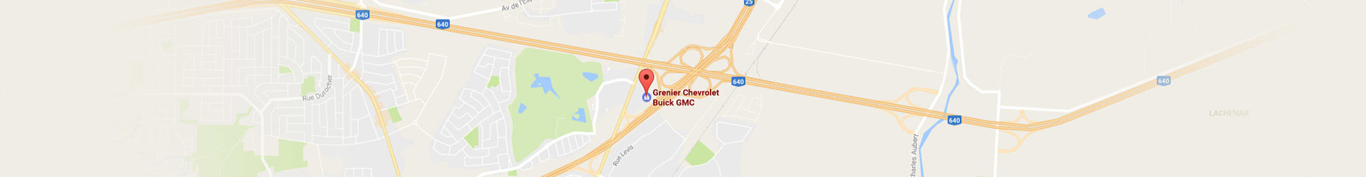Grenier Chevrolet