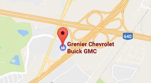 Grenier Chevrolet Buick GMC