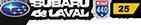 Logo Grenier Subaru de Laval