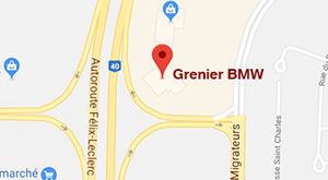 Grenier BMW