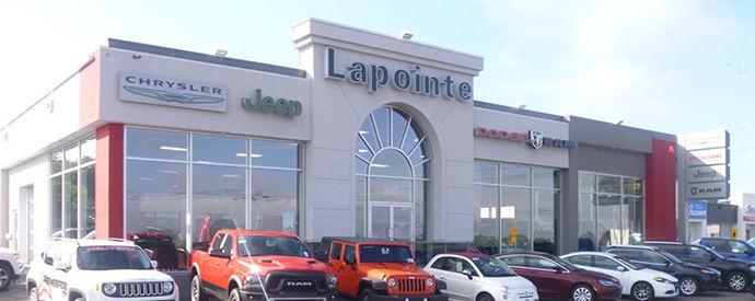 Concessionnaire Jeep, Chrysler, Dodge, RAM à Montmagny
