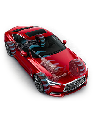 Outstanding Service for Your INFINITI
