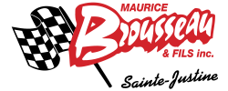 Logo de Maurice Brousseau et Fils (Sainte-Justine)