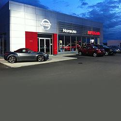 Nissan dealership in Amos