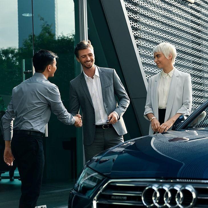 Pourquoi acheter un véhicule Audi Certifié :plus?
