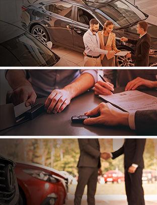 Louer ou acheter votre véhicule