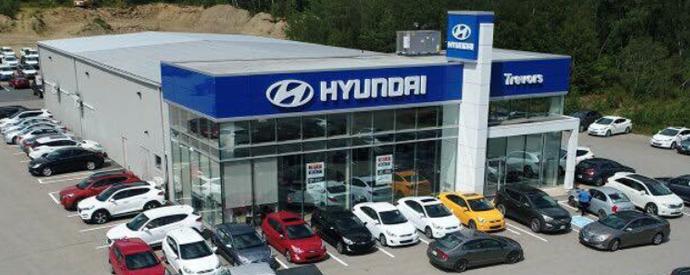 Concessionnaire Hyundai à Miramichi