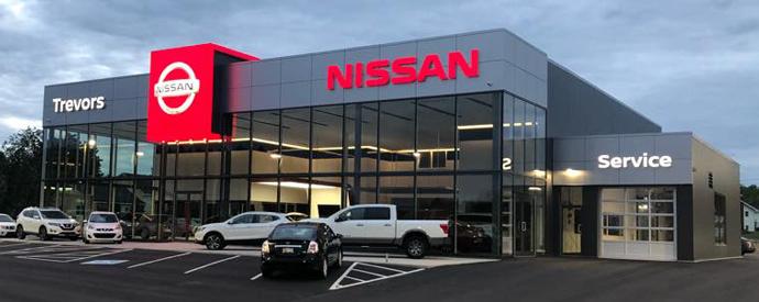 Nissan dealership in Miramichi