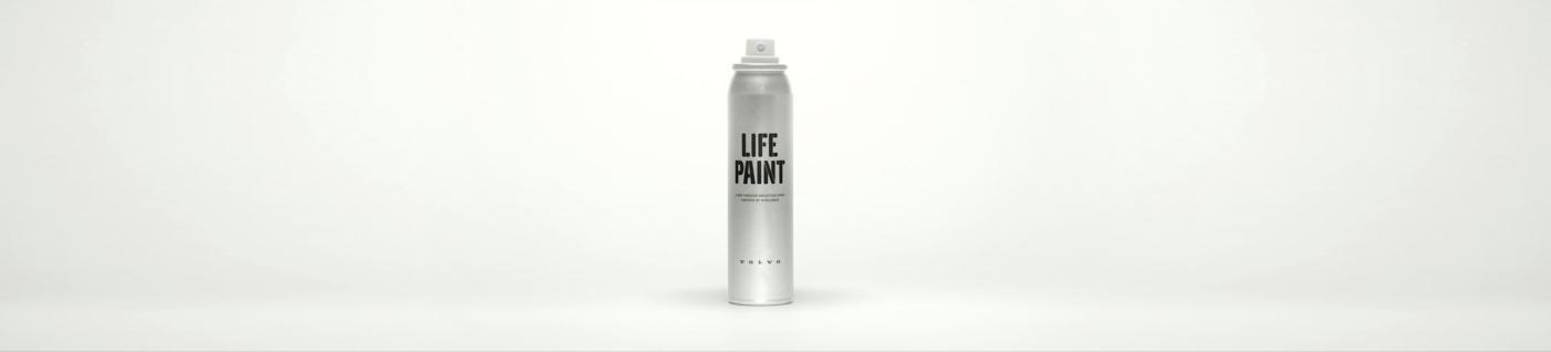 Volvo Life Paint
