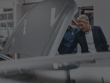 Les centres de collision certifiés Volvo disposent de l'équipement et de la formation adaptés pour réparer votre Volvo correctement en cas de collision.
