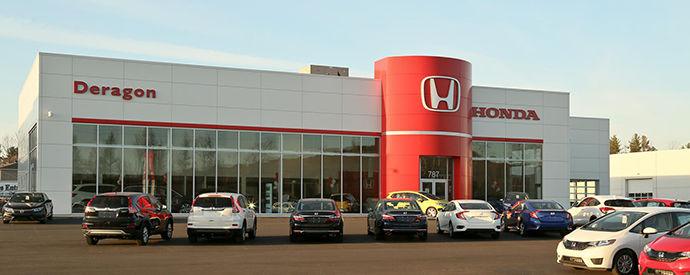 Concessionnaire Honda à Cowansville