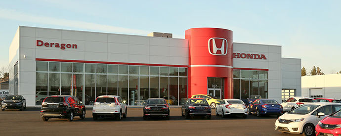 Honda dealership in Cowansville