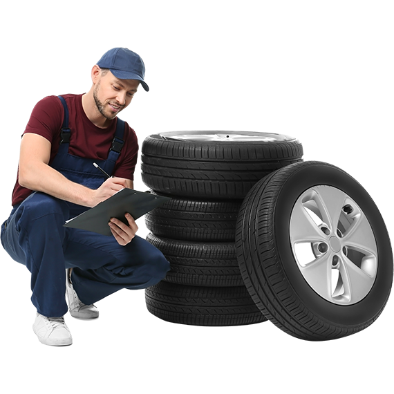 Winter, Summer, and All-Season Tires