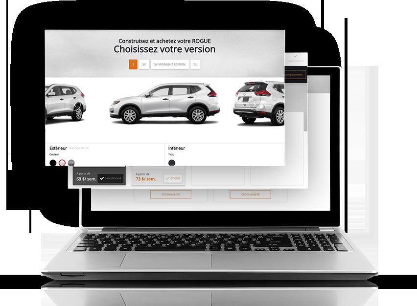 Configurez votre nouvelle Mazda