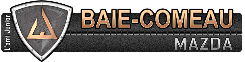 Baie-Comeau Mazda Logo