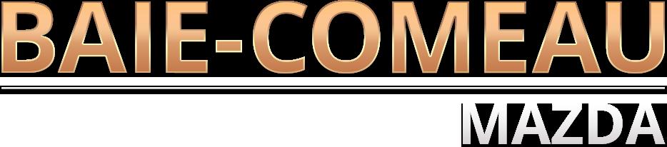 Logo de Baie-Comeau Mazda