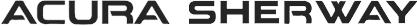 Acura Sherway Logo