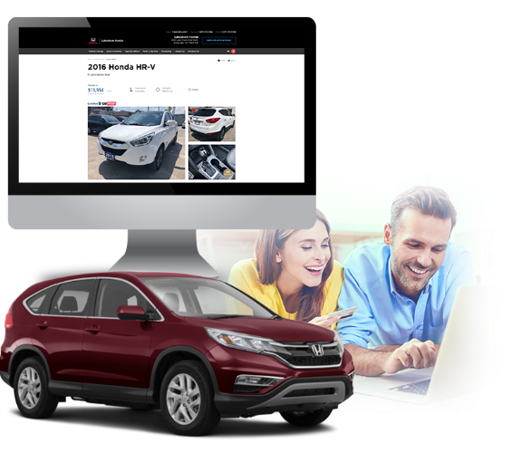 Shop for Your Ideal Used Vehicle Entirely Online