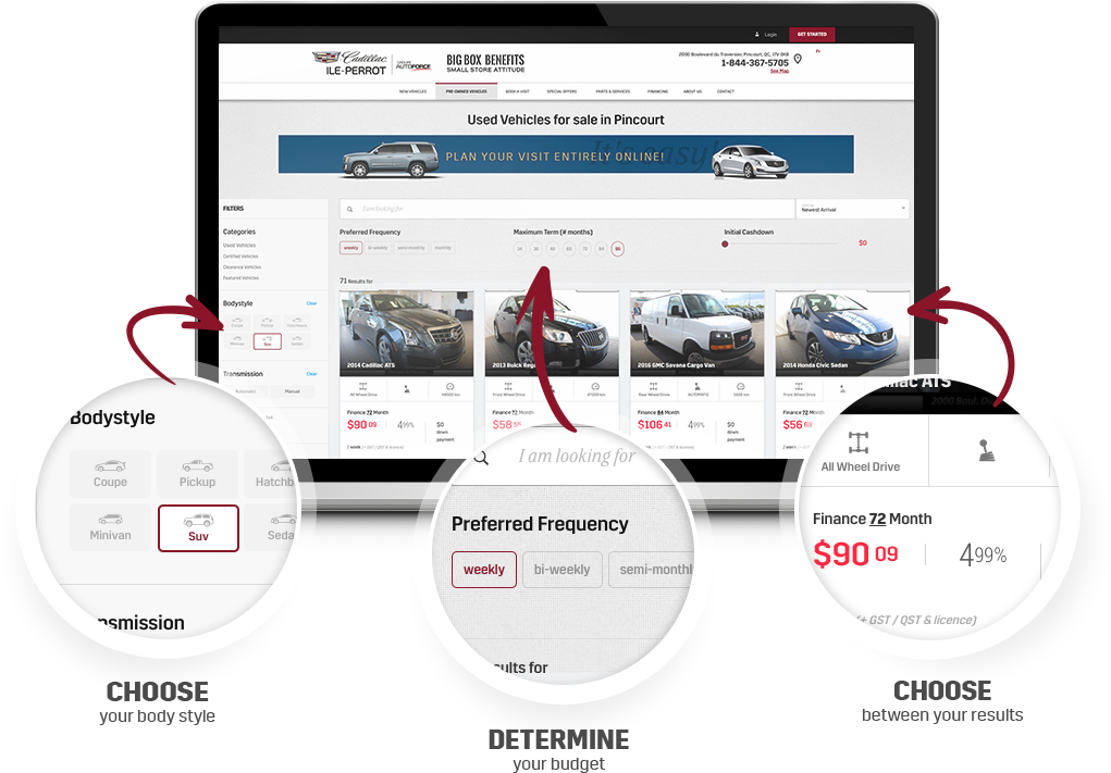 Save time at the dealer by taking these steps of the purchasing process yourself.