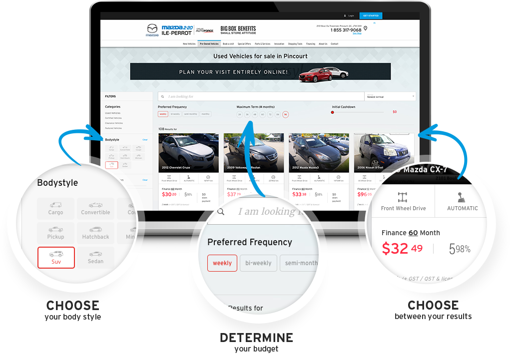 Save time at the dealer by taking these steps of the purchasing process yourself