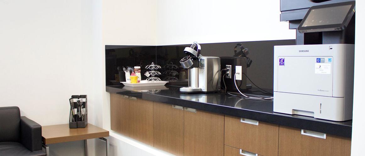 Mercedes-Benz heritage valley meeting spaces kitchen